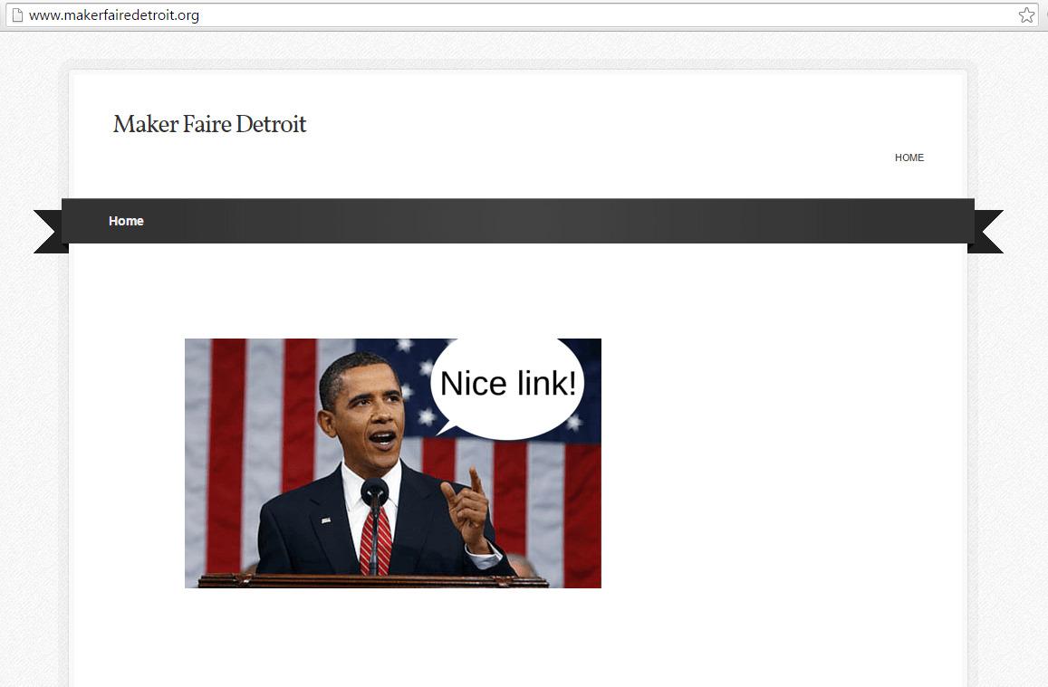 technique seo des backlinks présidentiels