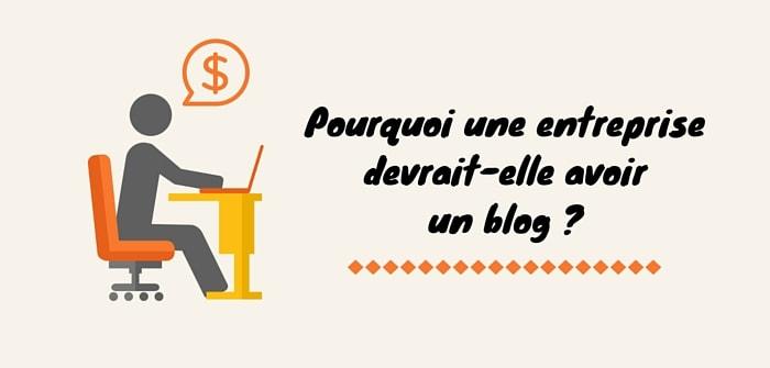 les avantages de créer un blog d'entreprise - pierre-antoine levesque