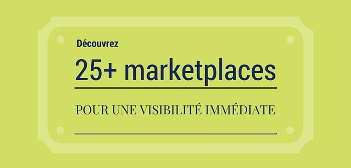 Pierre-Antoine Levesque : 25 marketplaces