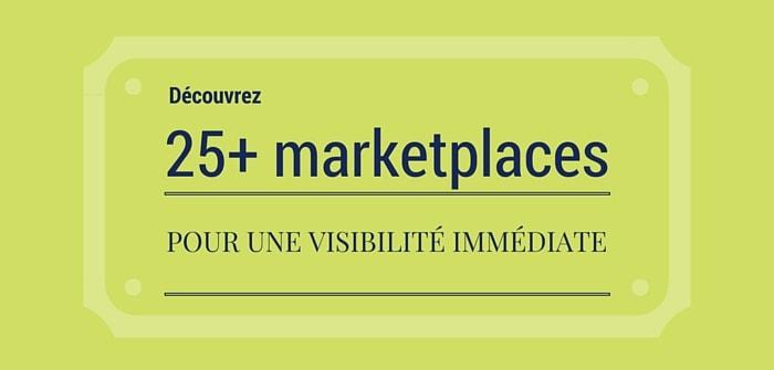 25+ marketplaces où vendre vos produits pour une visibilité immédiate