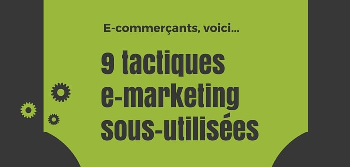 tactique e-marketing pour site e-commerce - pierre-antoine levesque