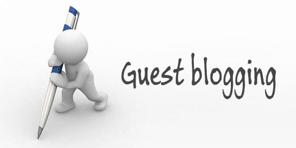 Obtenir des liens et de la visibilité avec le guest blogging