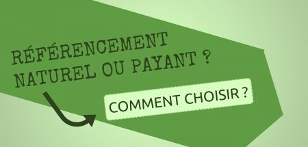 referencement naturel vs google adwords