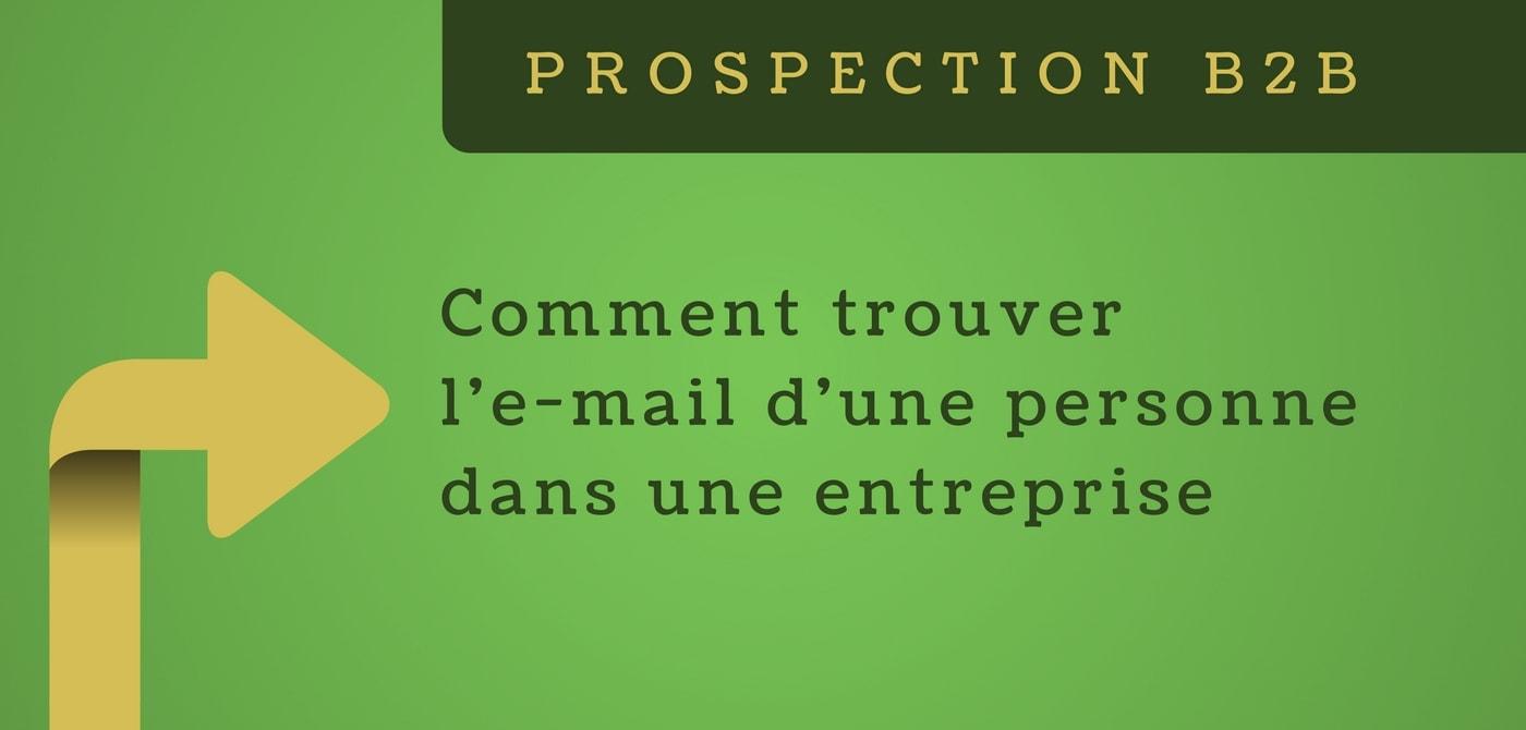 Comment trouver les emails des entreprises par Pierre-Antoine Levesque