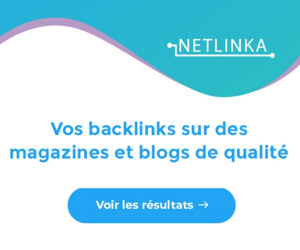 pack netlinking - netlinka